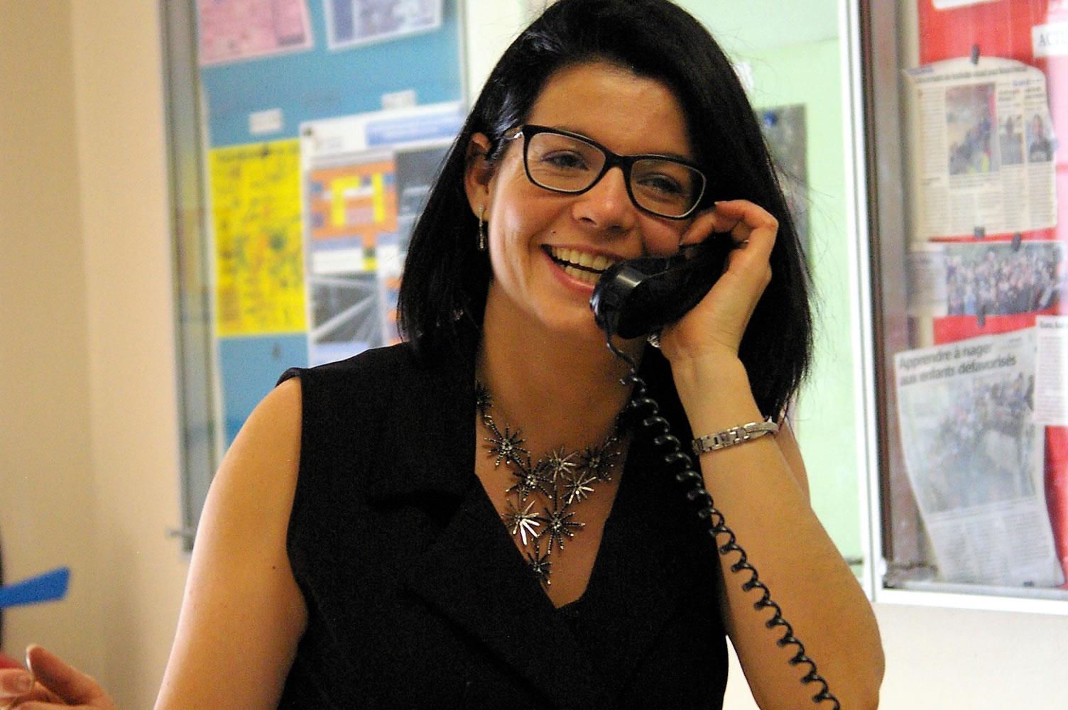 Sandrine ELIN