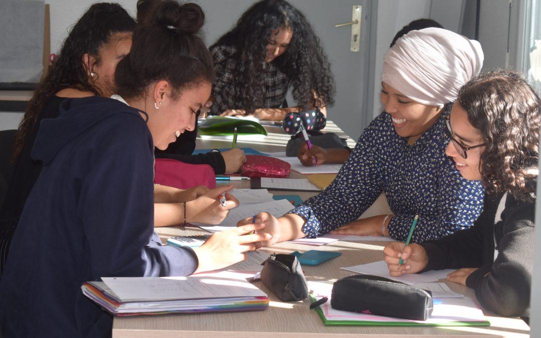 Renforcement scolaire et séjours linguistiques du Pôle Jeune de Nouvel Horizon