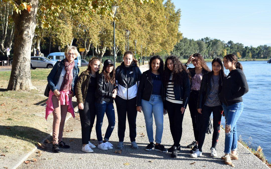 Séjour en Avignon du Pôle Jeune de Nouvel Horizon