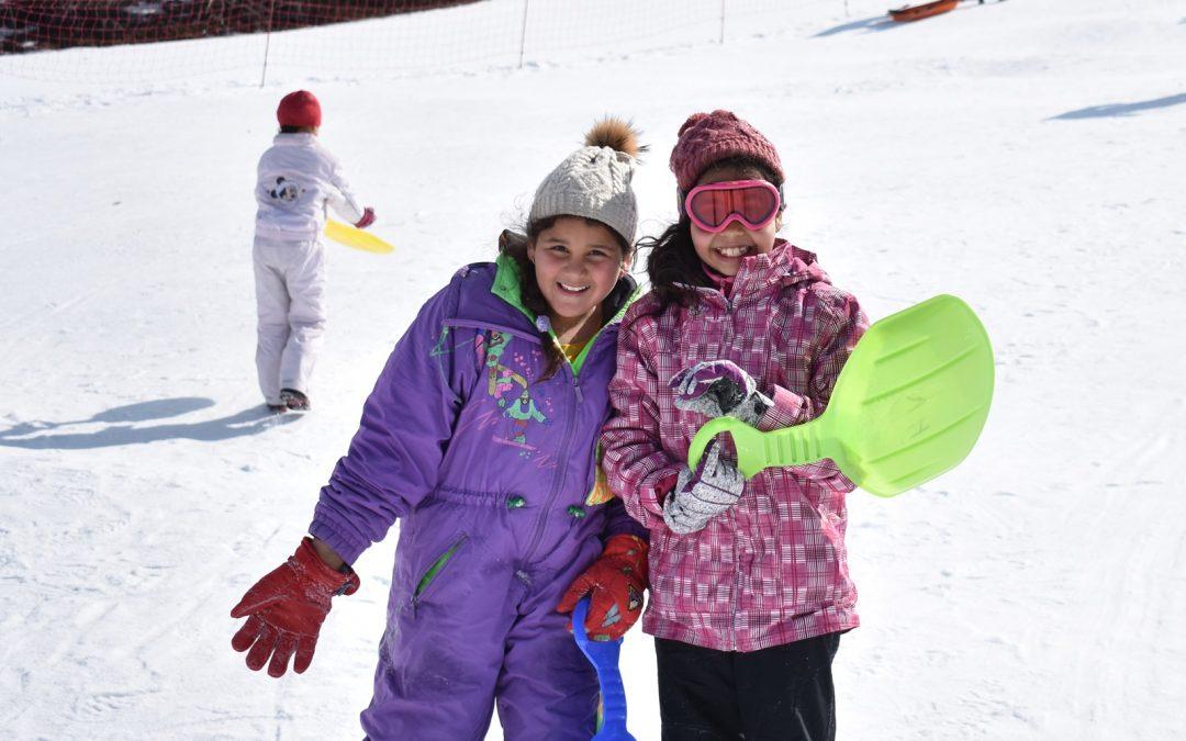 Plannings des vacances d'hiver en Février