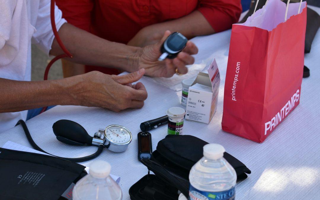 Nouvel Horizon, Partenaire du Forum de Santé Itinérant du SAD 83, Services d'Aide à Domicile 83