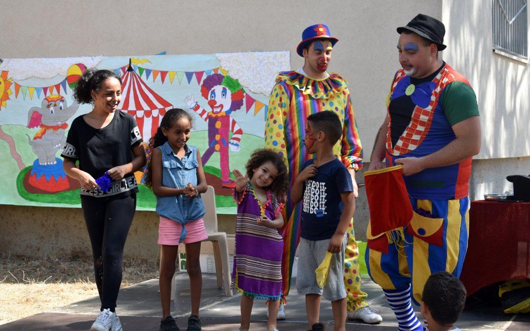 La folie du cirque à la Présentation ce mercredi 3 Juillet 2019