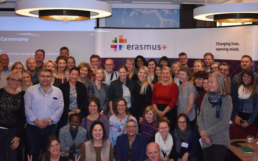 Séminaire Erasmus + à Hertogenbosch, Pays-Bas