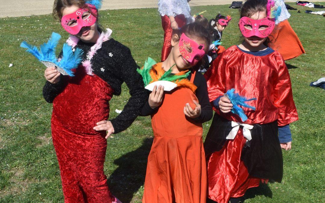 Le traditionnel Carnaval de Nouvel Horizon, apothéose des vacances de Février